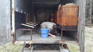 (06) Březen - jarní úklid a čištění 2. stanoviště