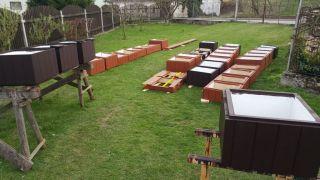 (07) Duben - Vlastní výroba úlů